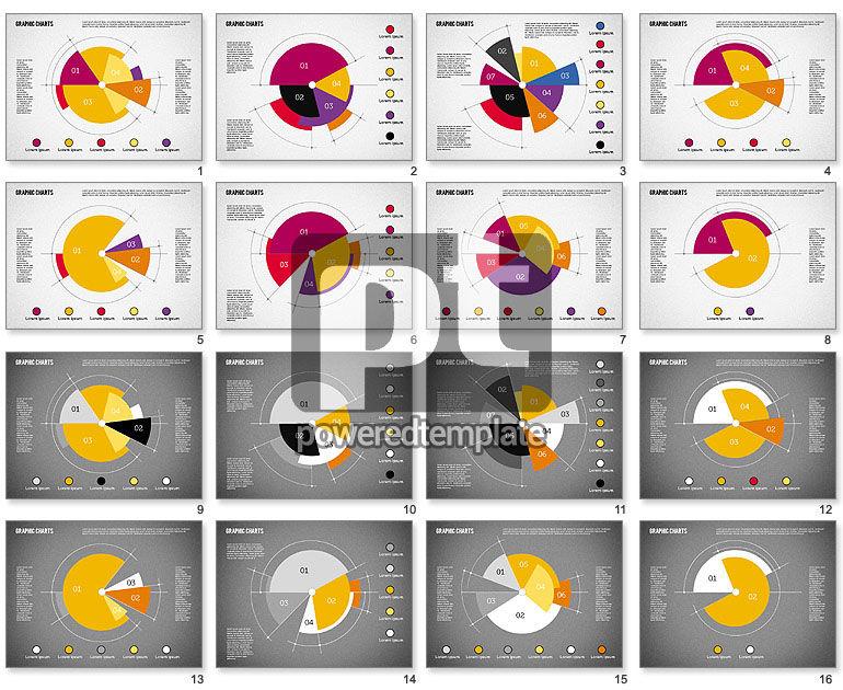 Colección Gráfica en Diseño Plano