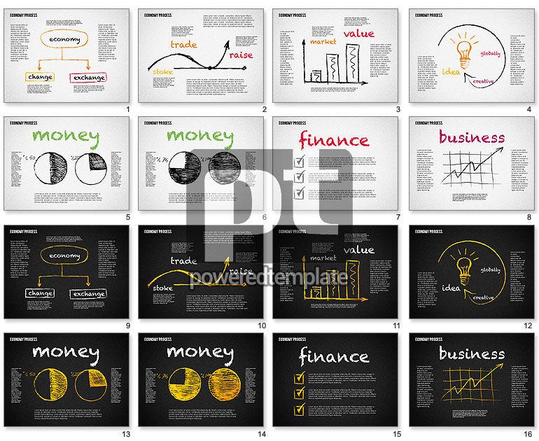 Economy Presentation Concept