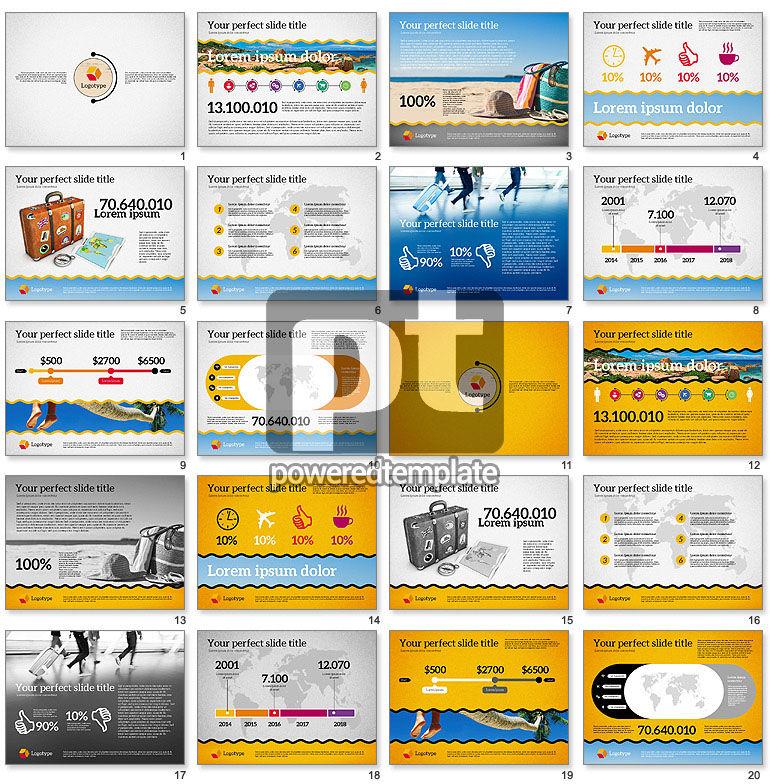 Plantilla De Presentación De Agencia De Viajes Para Presentaciones De Powerpoint Descargar Ahora 02179 Poweredtemplate Com