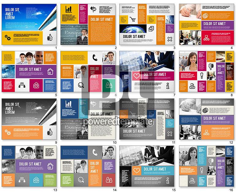 Modern Agency Presentation Template