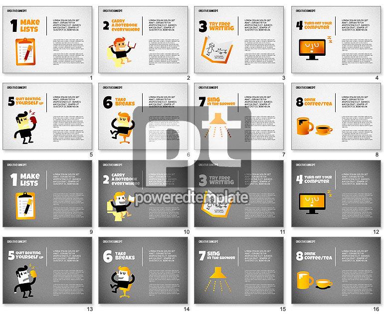 Creative Concept Illustrations