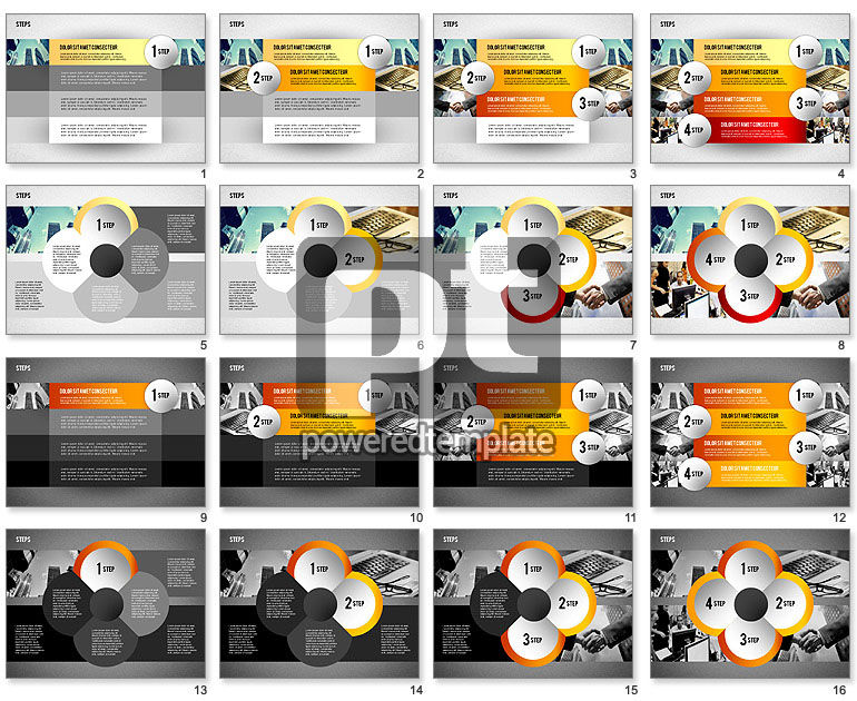 Steps with Photo Toolbox