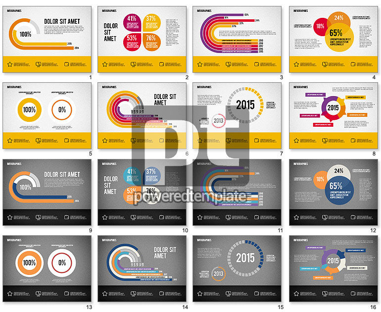 Presentation Infographics Toolbox