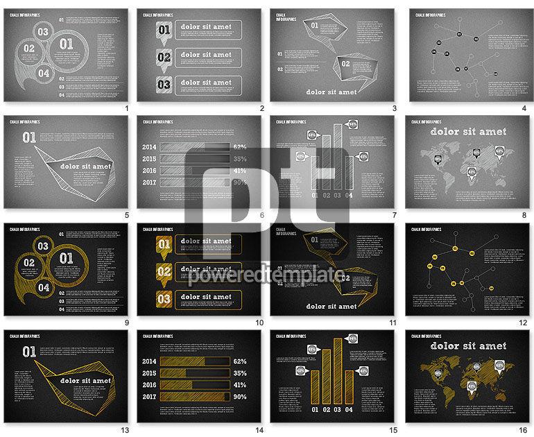 Chalk Infographics