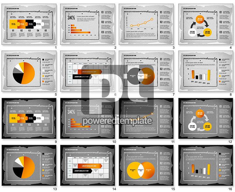 Data Driven Presentation Template