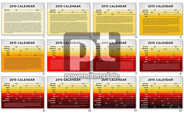 2015 PowerPoint Calendar