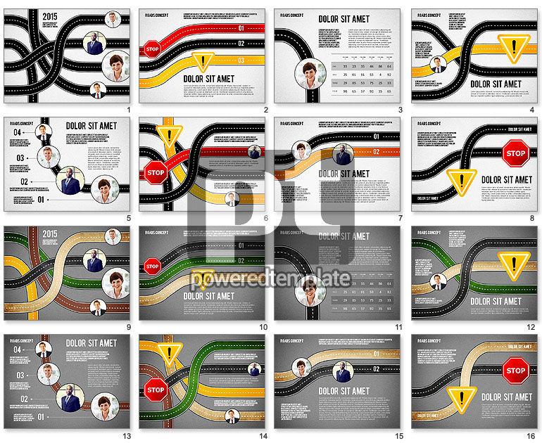 Traffic Management Presentation Concept
