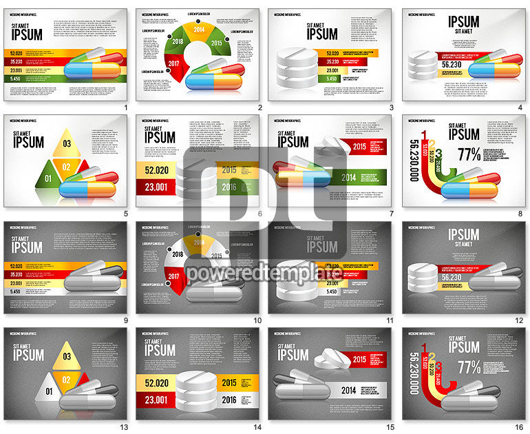 Pharmacology Infographics