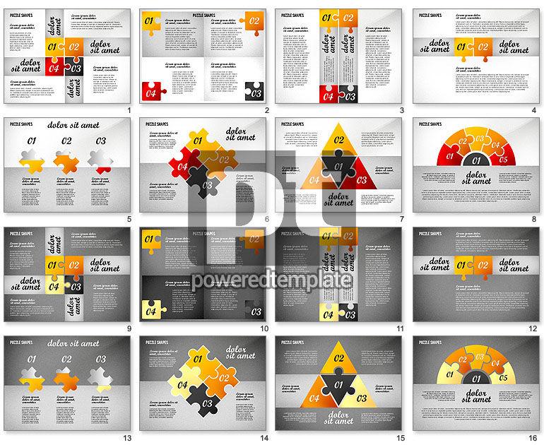 Boîte à outils d'options de puzzle
