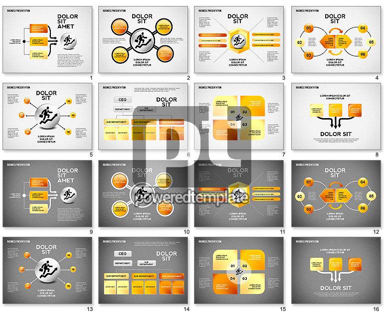 Company Presentation Concept