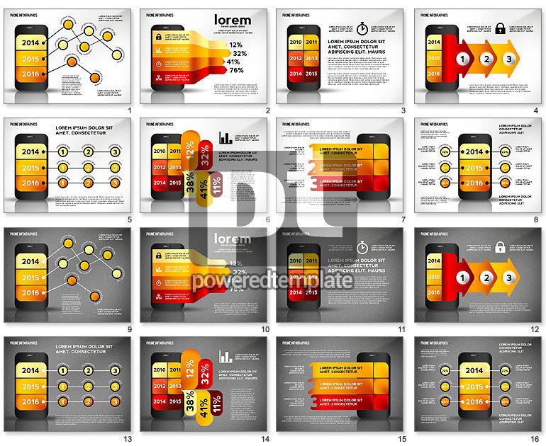Smartphone Presentation Template