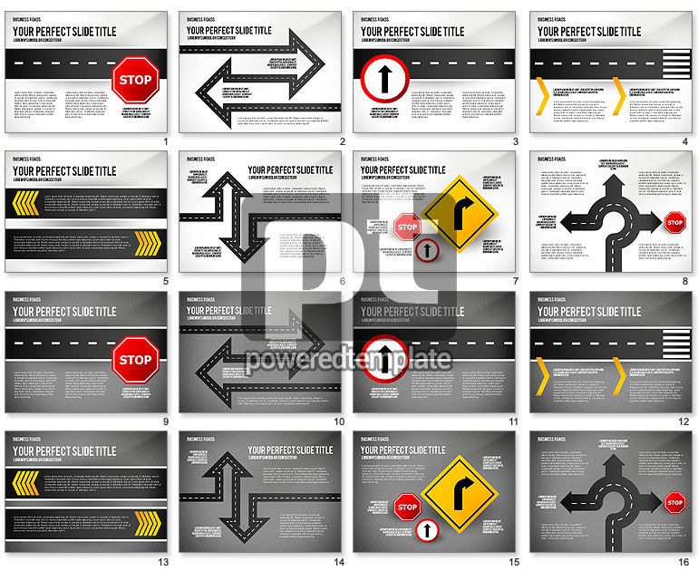 Road Junctions and Signs