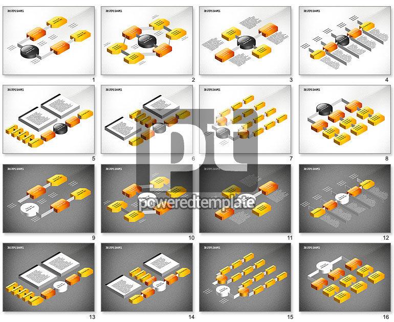 3D Org Charts