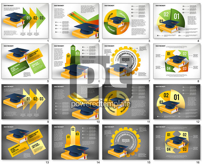 Education Presentation Toolbox