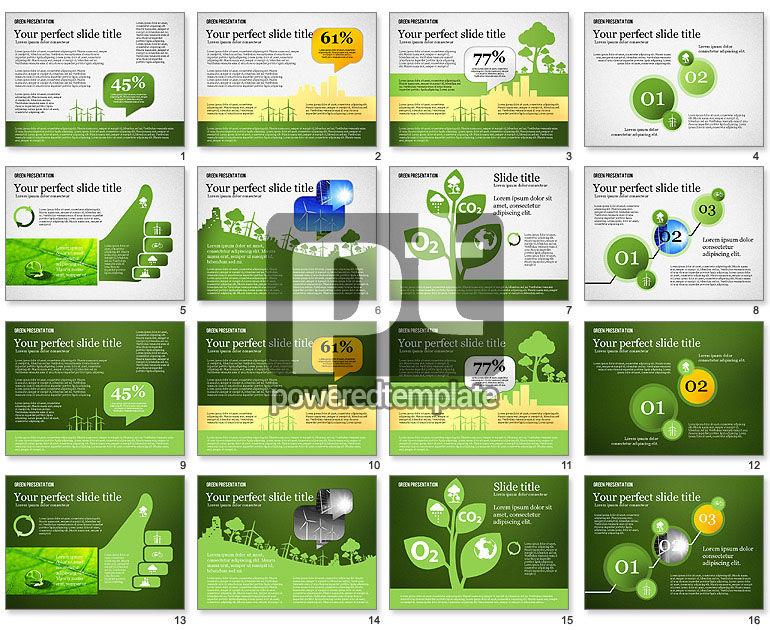 Green presentatie
