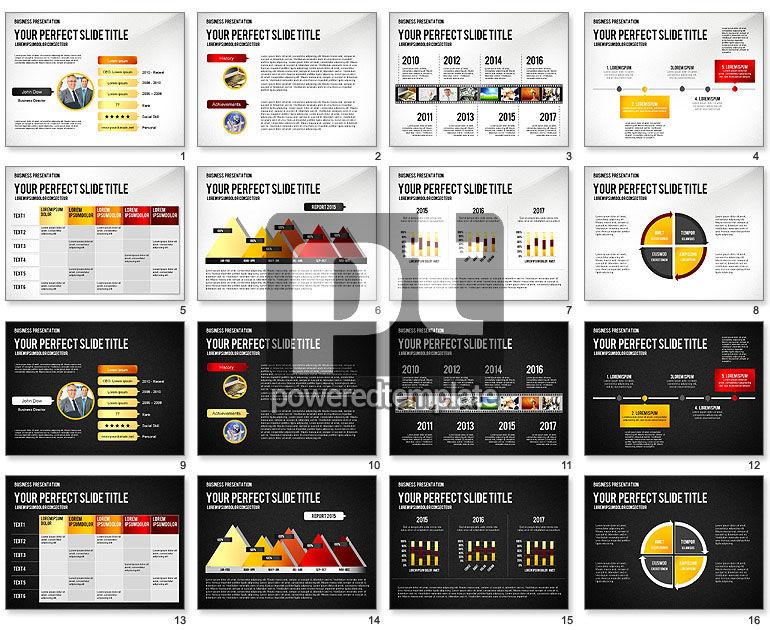 Successful Project Presentation Template