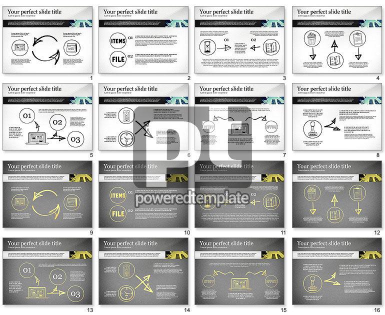 Monochrome Presentation Concept