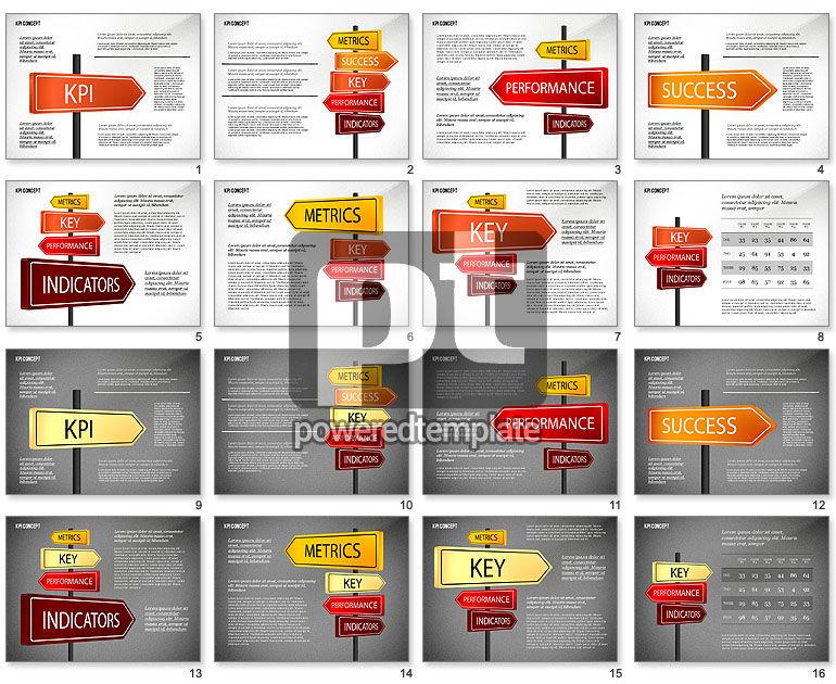KPI Presentation Concept