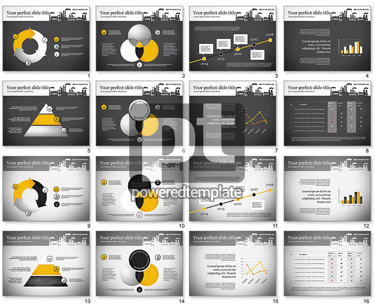 Industry Presentation Template