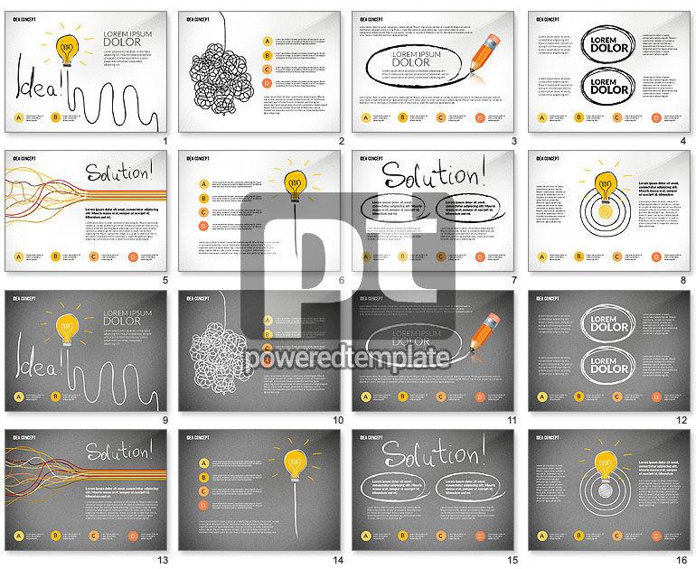 Startup Idea Concept