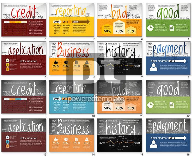 Credit Rating Presentation Template