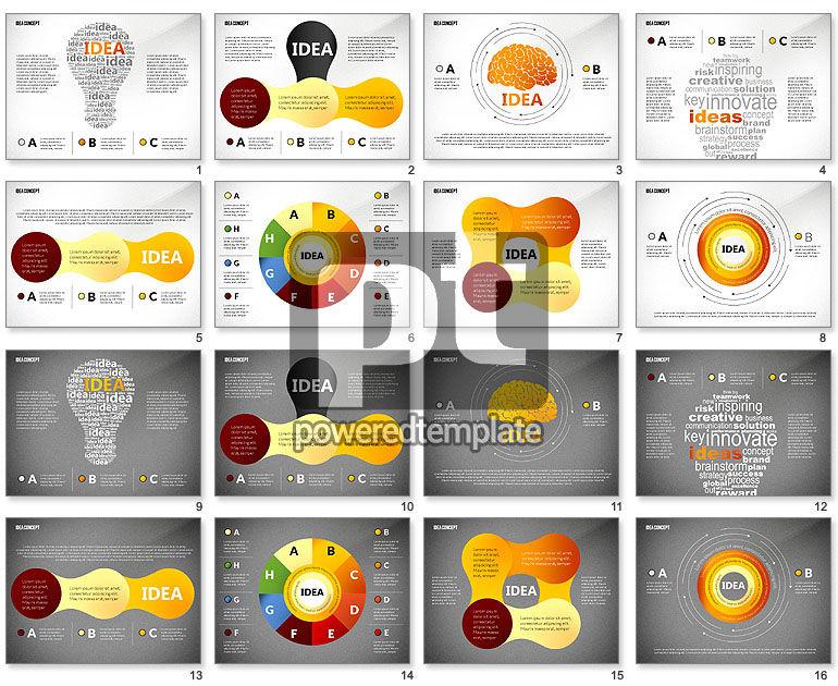 Innovative Presentation Concept