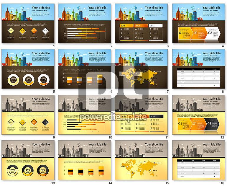 Presentation with City