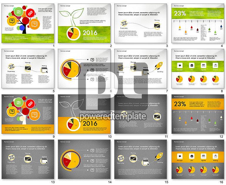 Startup Idea Presentation Template