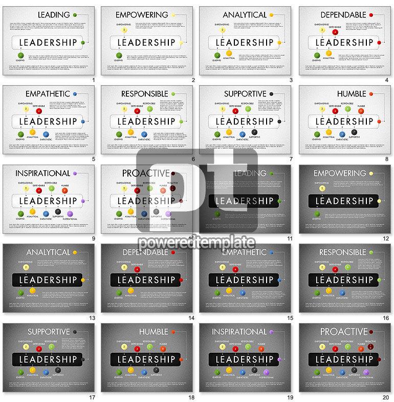 Leadership Concept Presentation Template