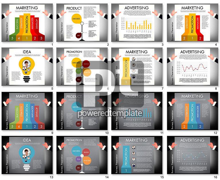 Promotion Concept Presentation Template