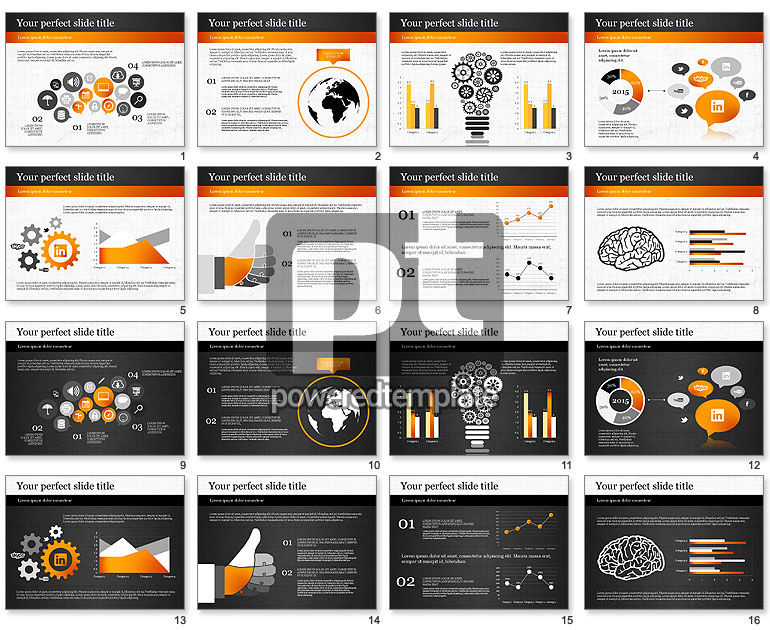 modern presentation concept for powerpoint presentations download