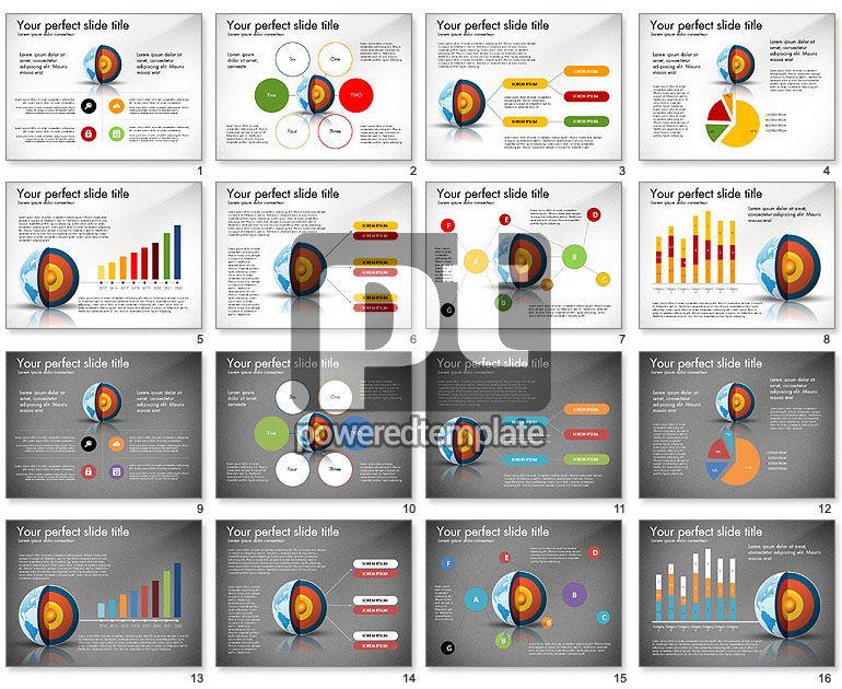 Earth Core Presentation Concept
