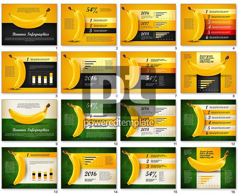 Banana Infographics