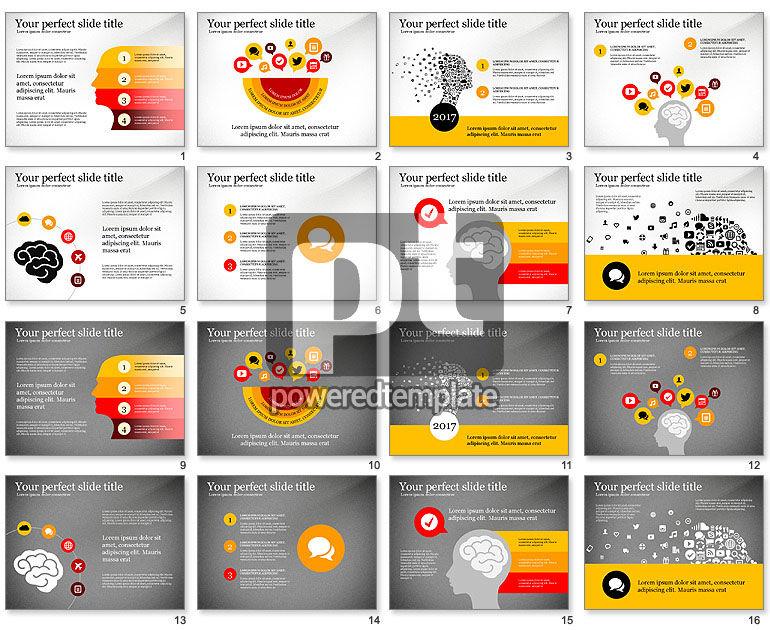 Social People Presentation Concept