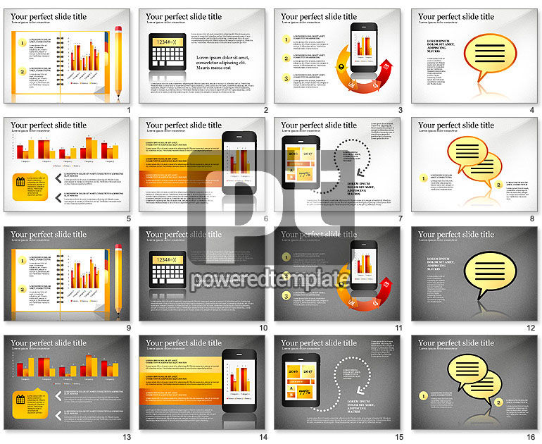 Quick Product Report Presentation Deck