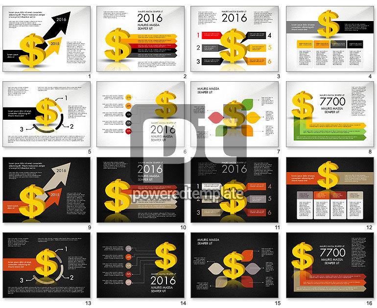 Dollar Infographics