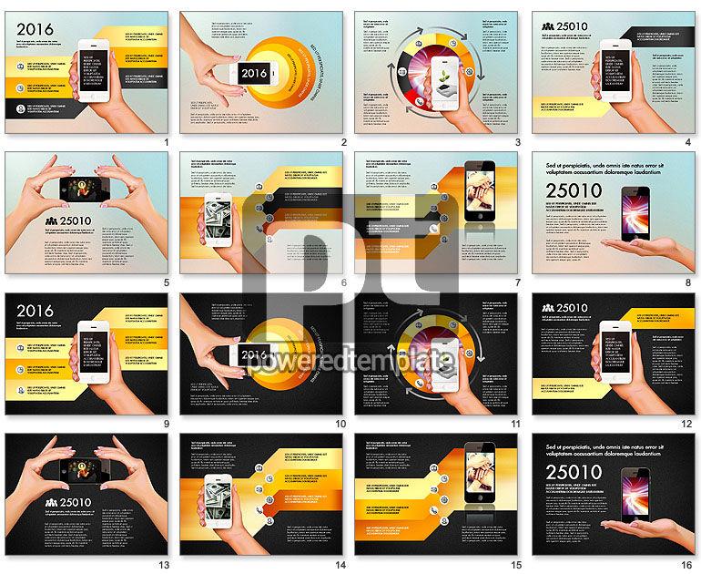 Smartphone Options Presentation Concept