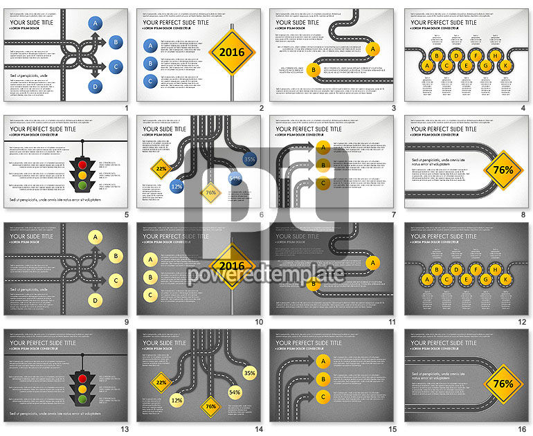 Road Junctions Toolbox
