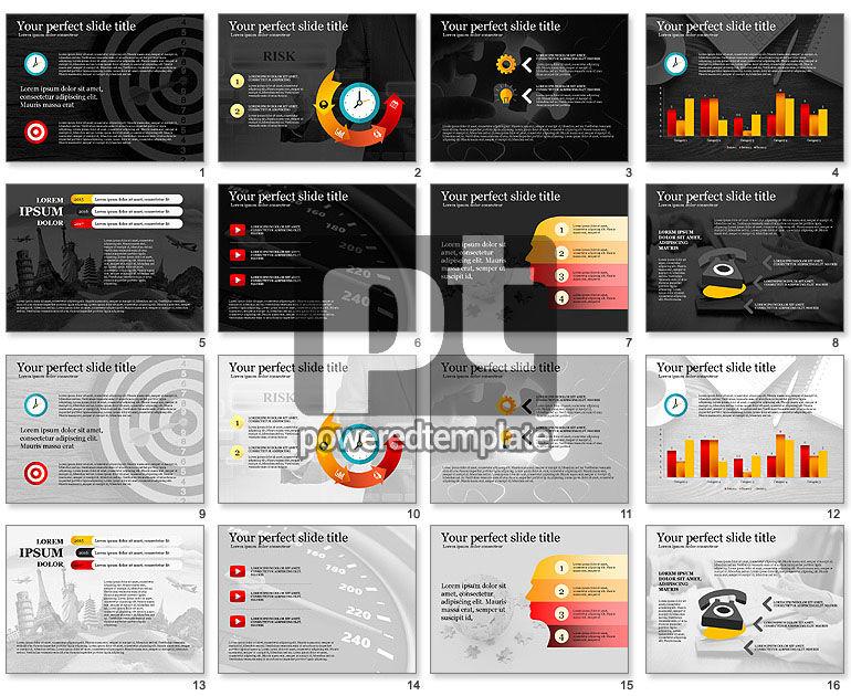 Business Presentation Concept Template