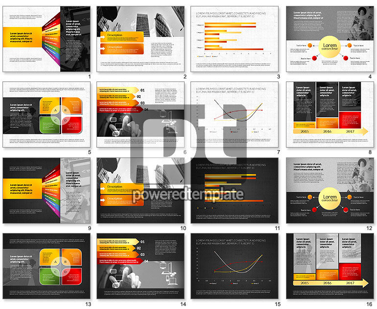 Project Brief Presentation Template