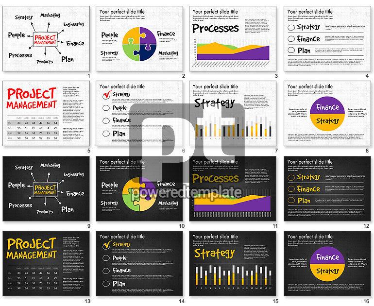 Project Management Presentation Concept