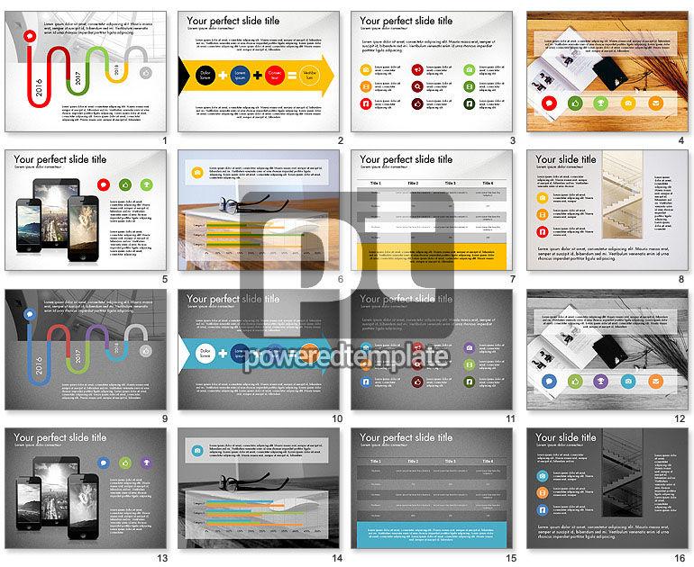 Business Presentation Slide Deck