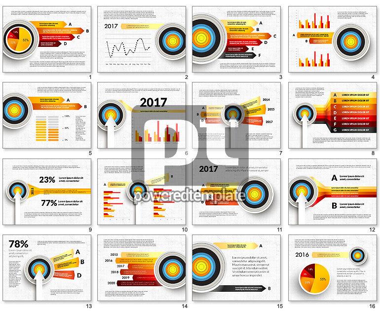 Bullseye Infographics
