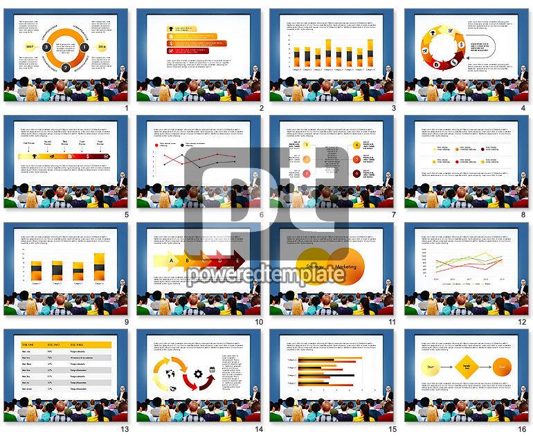 Data Driven Diagrams Presentation Template