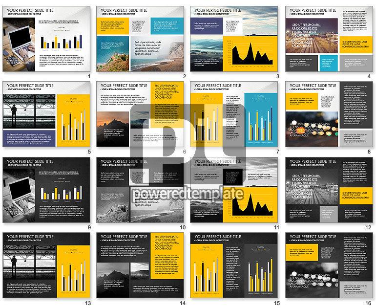 Data Driven Presentation Concept
