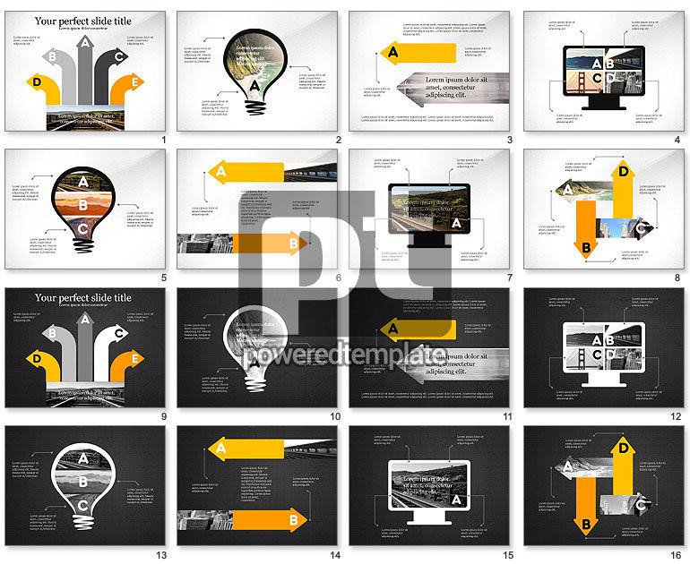 Process Arrows and Idea