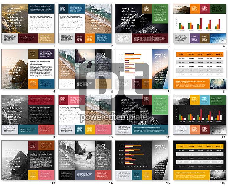 Fragmented Presentation Concept