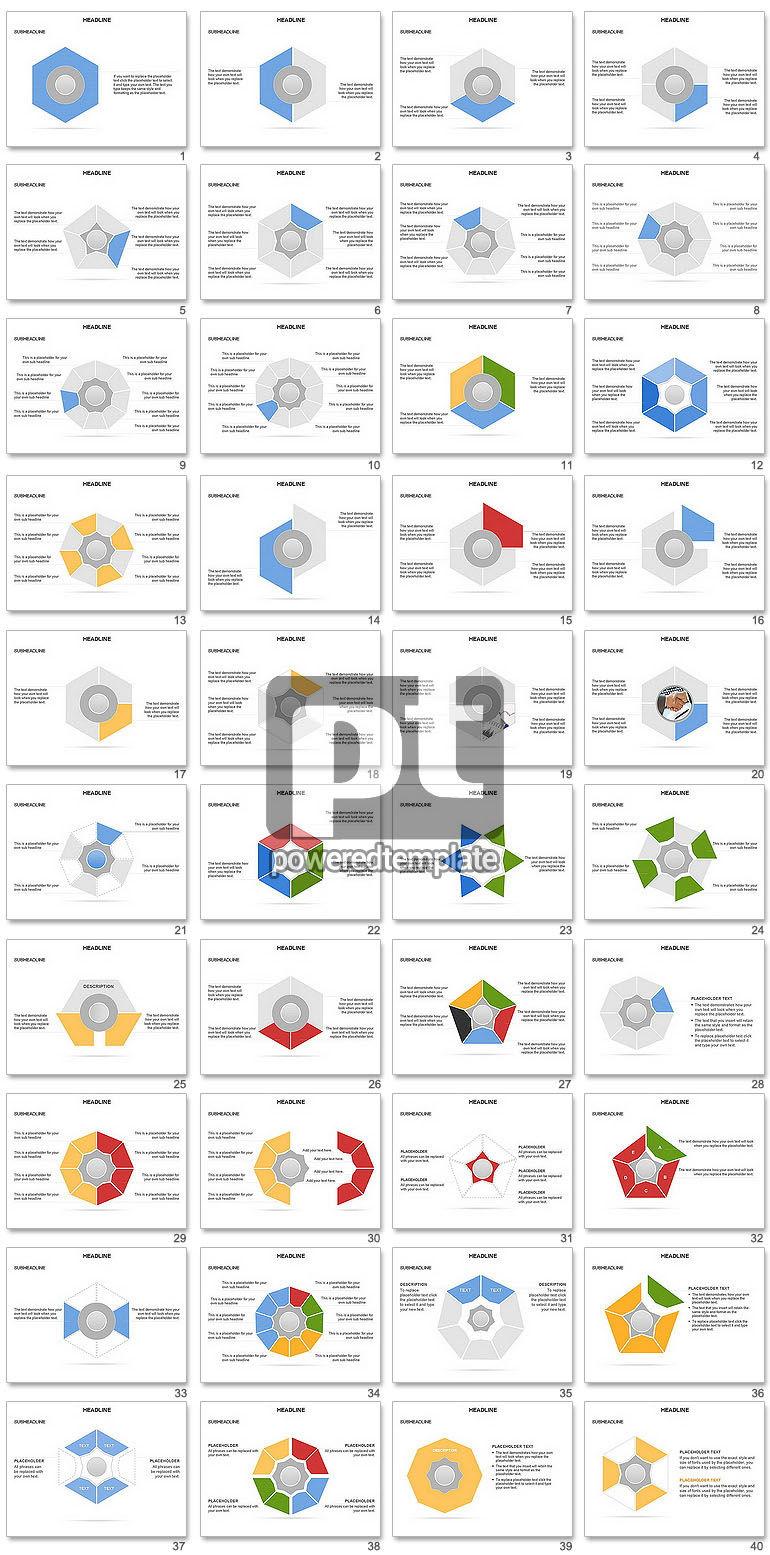 Geometric Shapes and Sectors