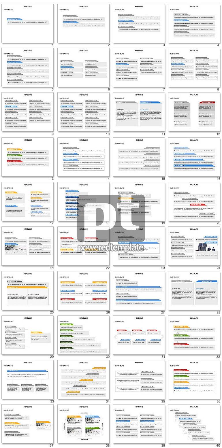 Folder Style Agenda