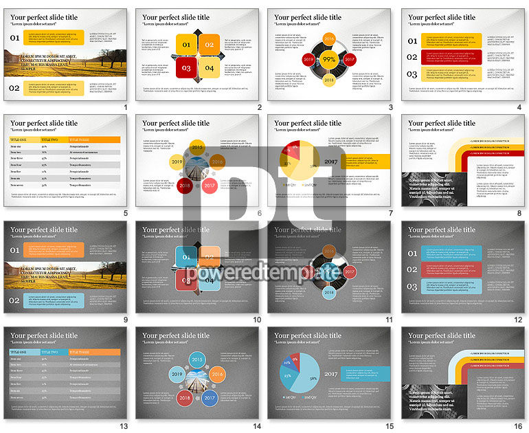 Milestone Presentation Concept